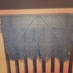 Other - Handmade baby knitted quilt
